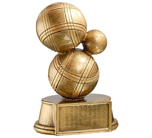 Récompenses sportives boules à Vienne